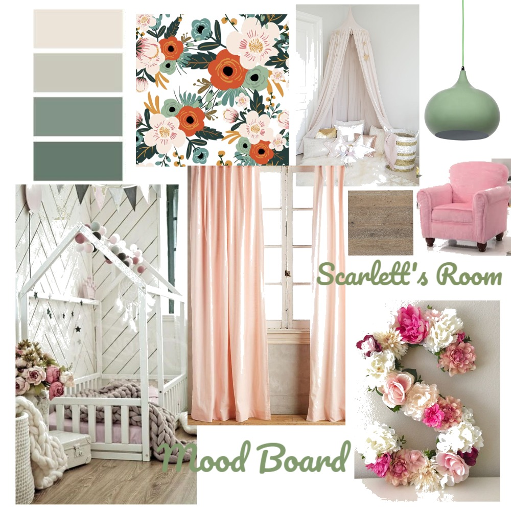 Scarletts Bedroom Mood Board by KaylaHallonquist on Style Sourcebook