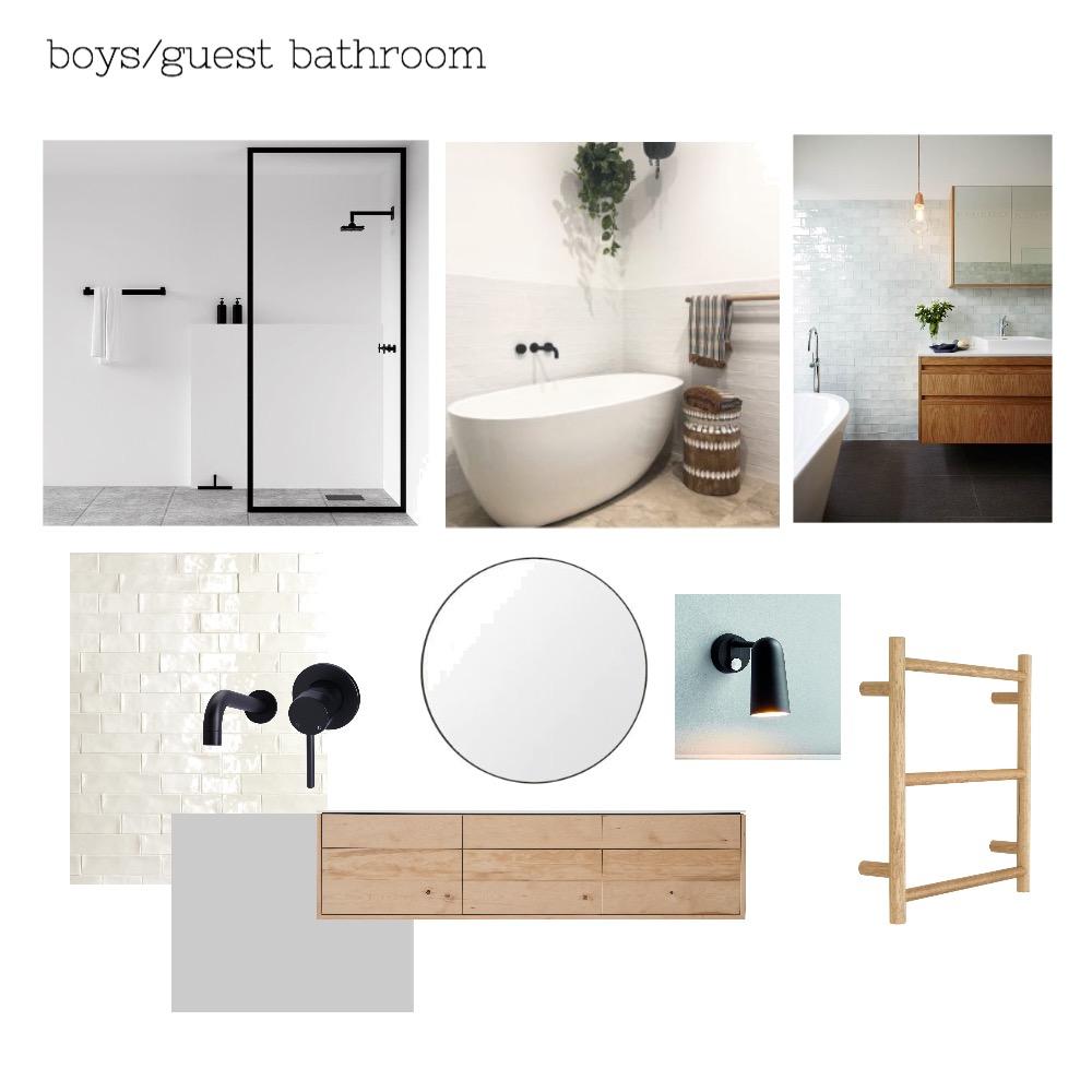 kat bathroom Interior Design Mood Board by The Secret Room on Style Sourcebook