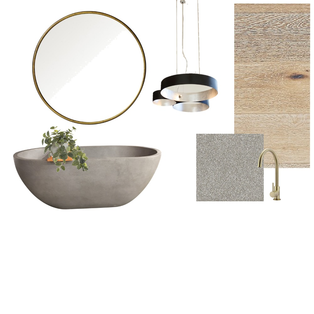 Bathroom Mood Board by Rebecca Kurka on Style Sourcebook