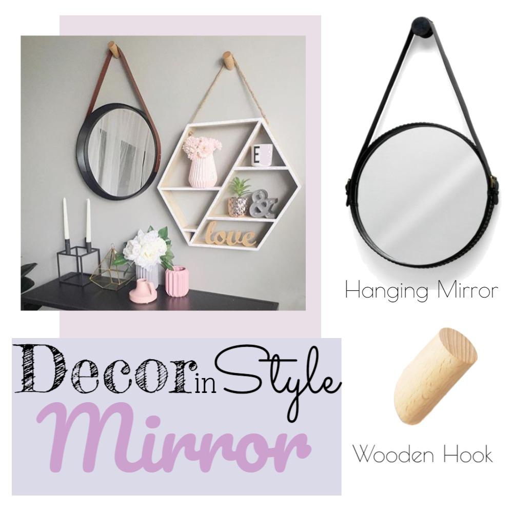 mirror decor Mood Board by mimiekusya on Style Sourcebook