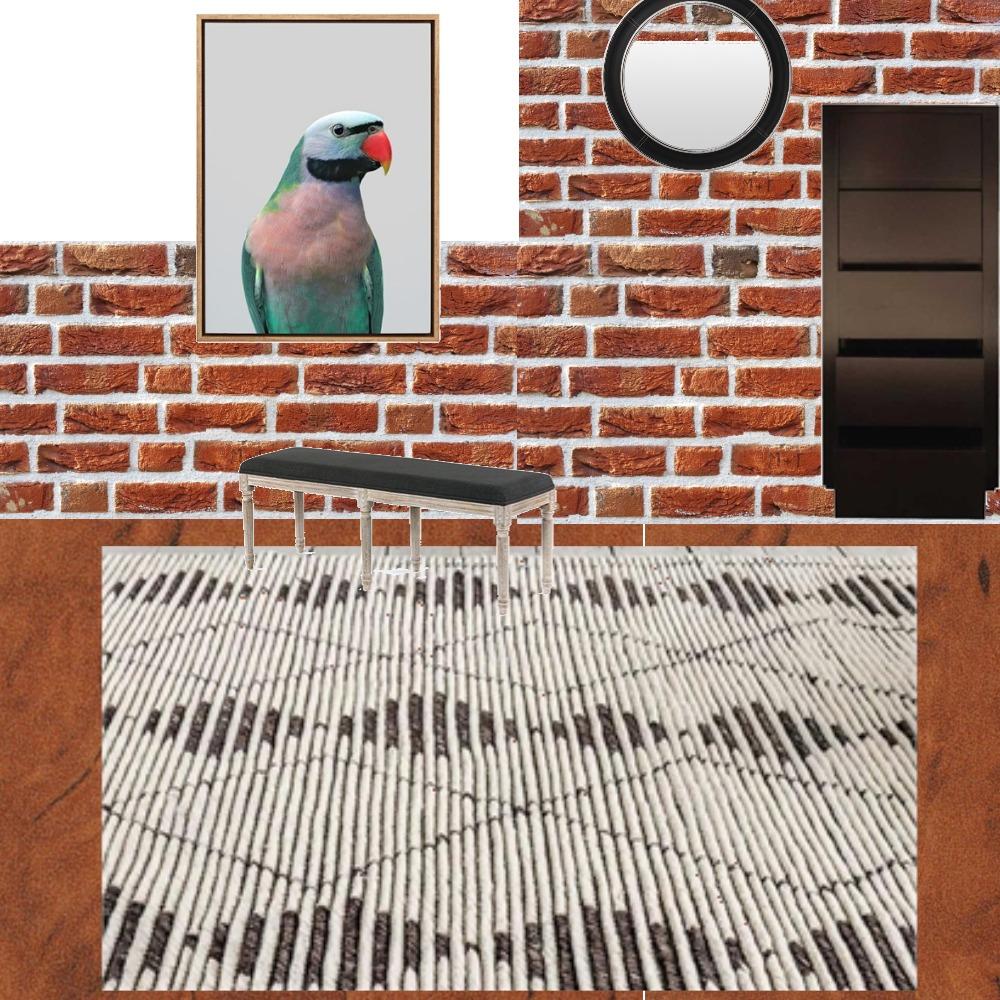 Hallway Mood Board by Natasja on Style Sourcebook