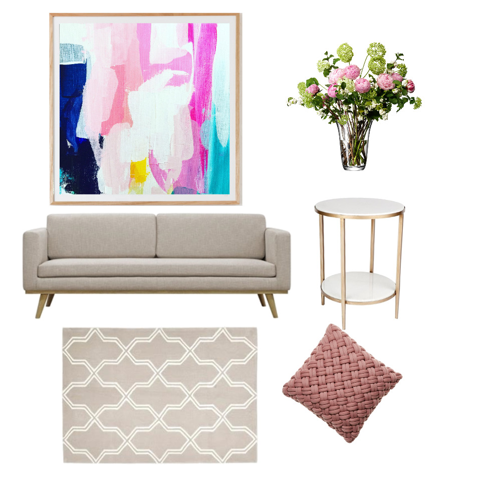 Living Room #1 Mood Board by caitlynalexandraburns on Style Sourcebook