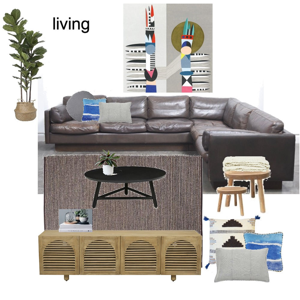 living kellie Mood Board by The Secret Room on Style Sourcebook