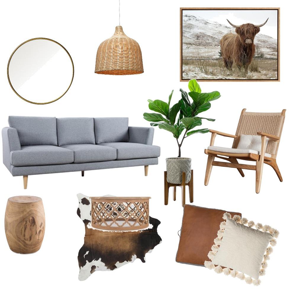 Boho Lounge Mood Board by spiceandoak on Style Sourcebook