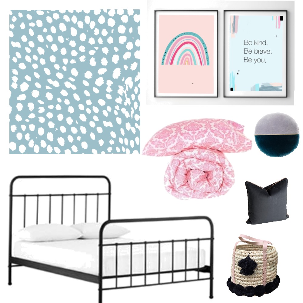 Tween room Mood Board by NarinB on Style Sourcebook