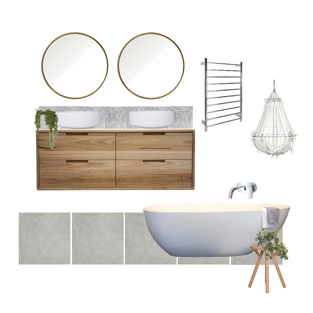 Master Bathroom Mood Board by Mabelhome on Style Sourcebook