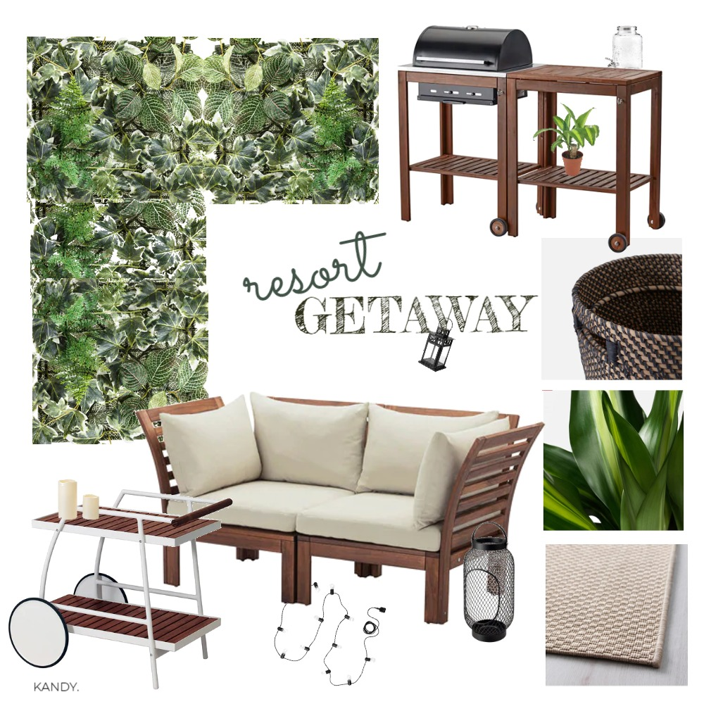 Alfresco - Family Getaway Mood Board by AndrewAnthony on Style Sourcebook