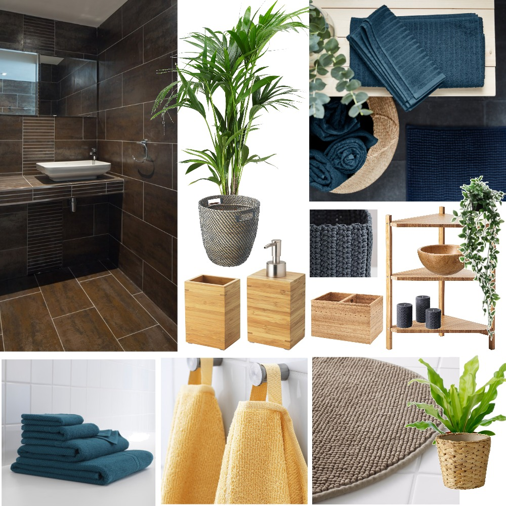 Ensuite Mood Board by Pipaleck on Style Sourcebook