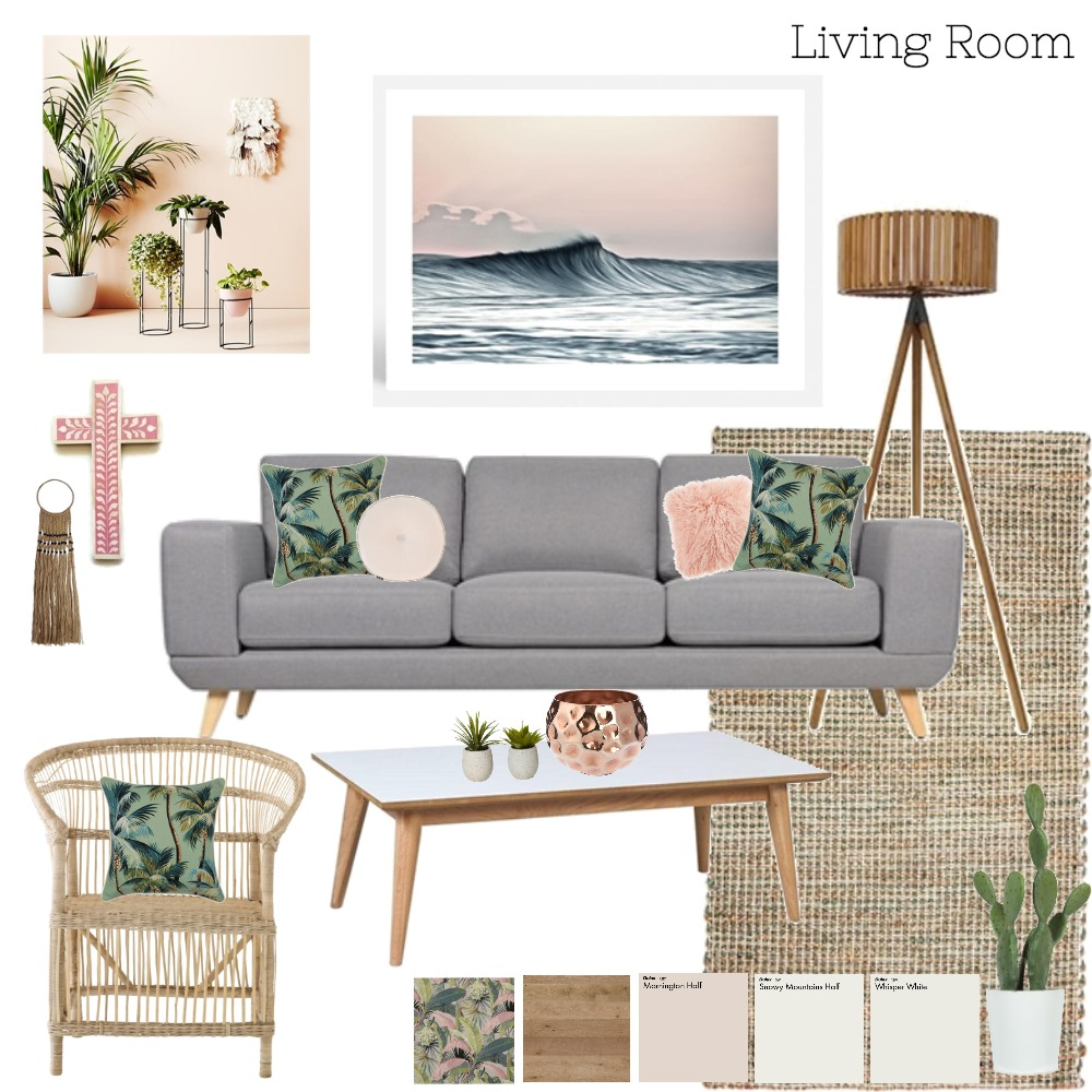 Living Room Mood Board by catdarrach on Style Sourcebook