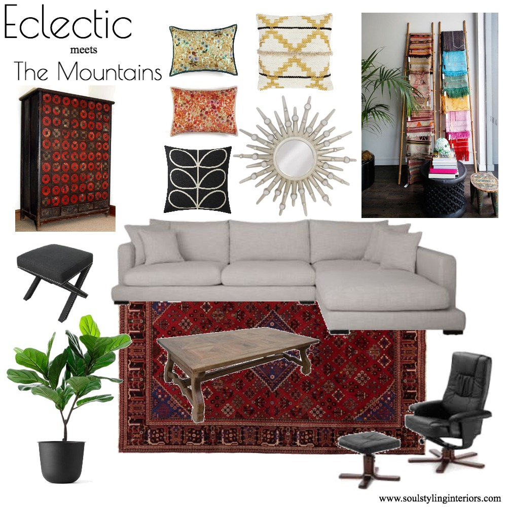 Eclectic living Interior Design Mood Board by Krysti-glory90 on Style Sourcebook