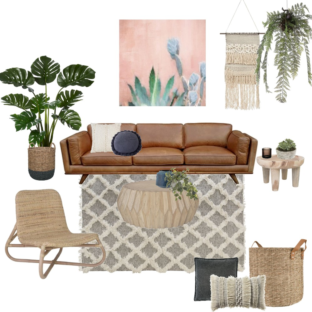 Relaxed Neutral Mood Board by Bo Tany Interiors on Style Sourcebook