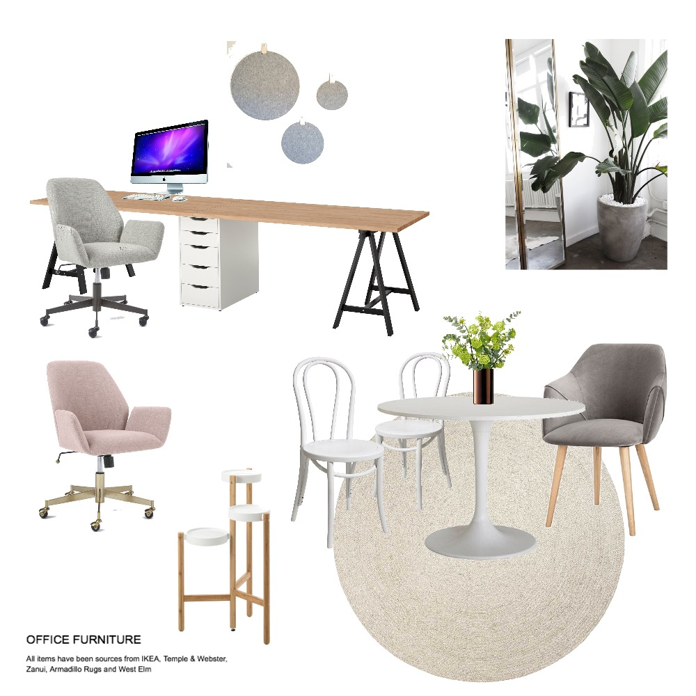 Office Mood Board by elliebrown11 on Style Sourcebook