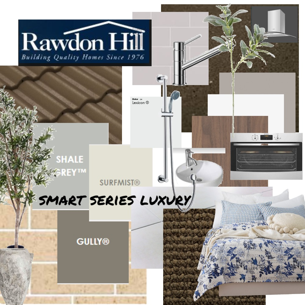 Smart Series Luxury Interior Design Mood Board by Marlowe Interiors on Style Sourcebook