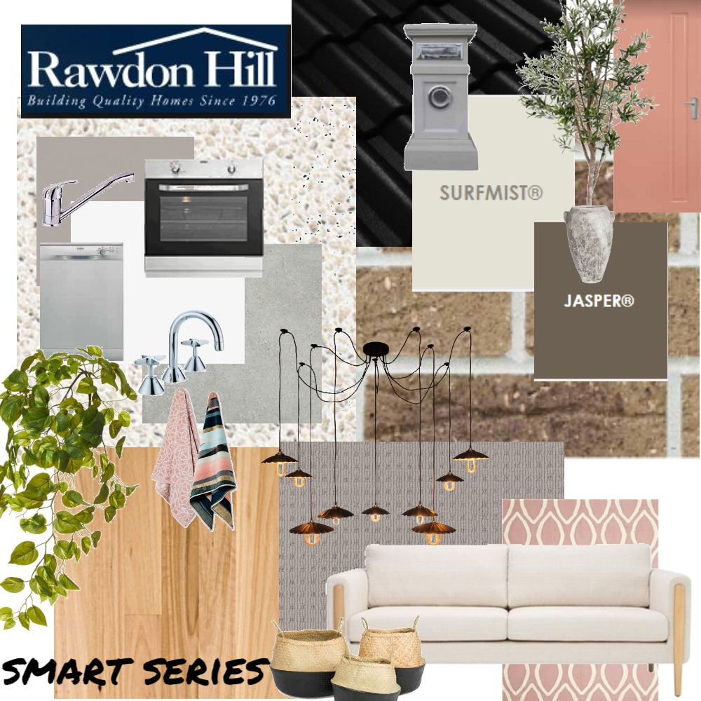 Smart Series Mood Board by Marlowe Interiors on Style Sourcebook