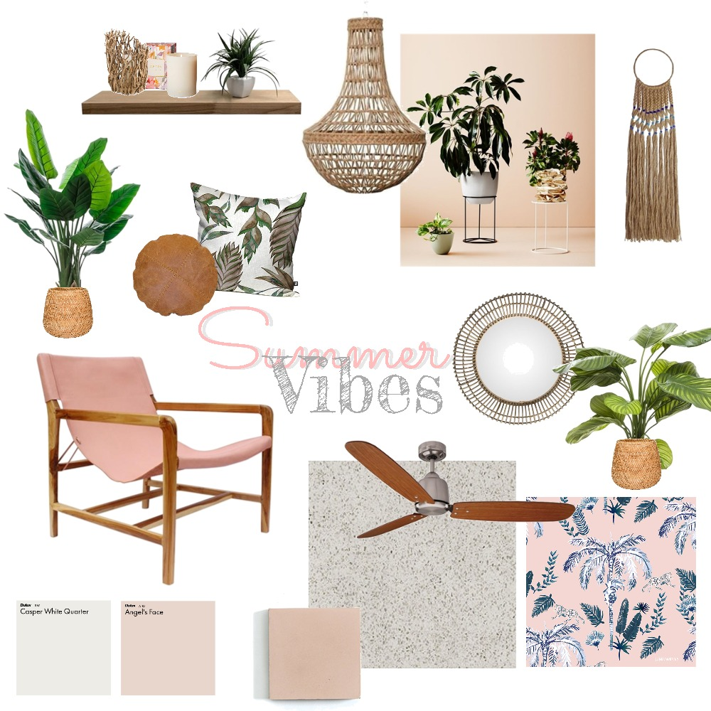 Summer Vibes Mood Board by thebohemianstylist on Style Sourcebook