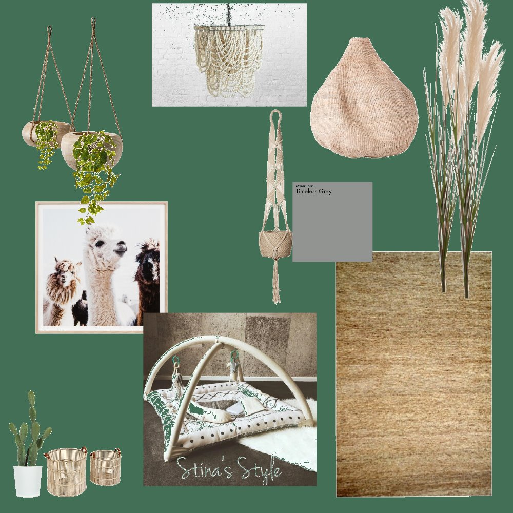 The Llama Mood Board by Stylehausco on Style Sourcebook