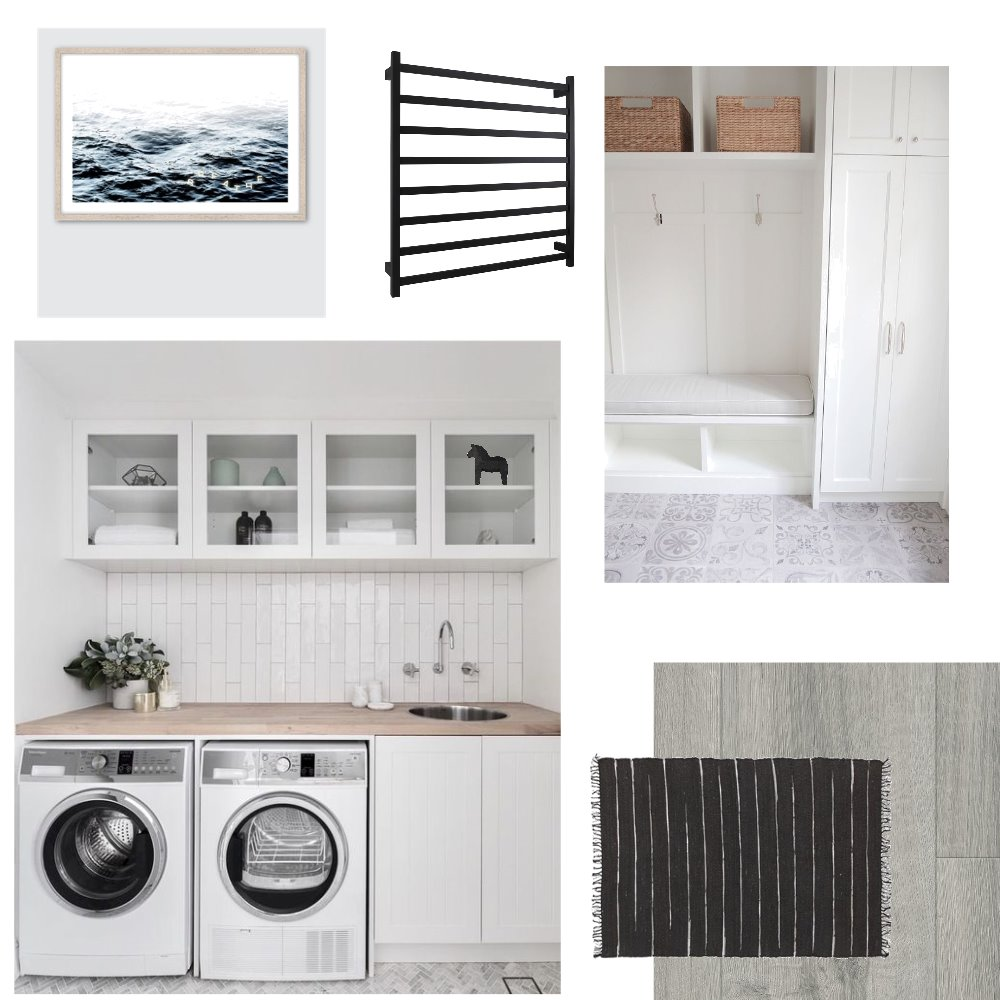 Laundry Mood Board by thehouseofreeve on Style Sourcebook