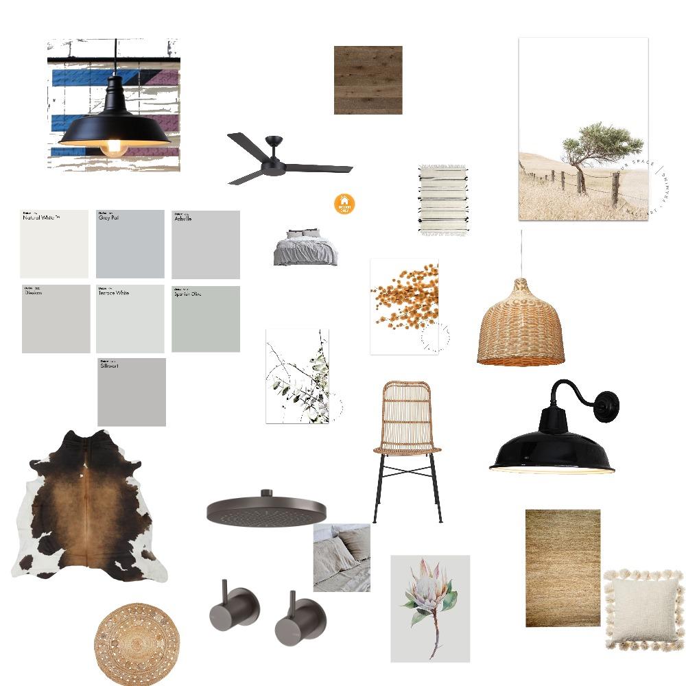 Studio Mood Board by nerissa on Style Sourcebook