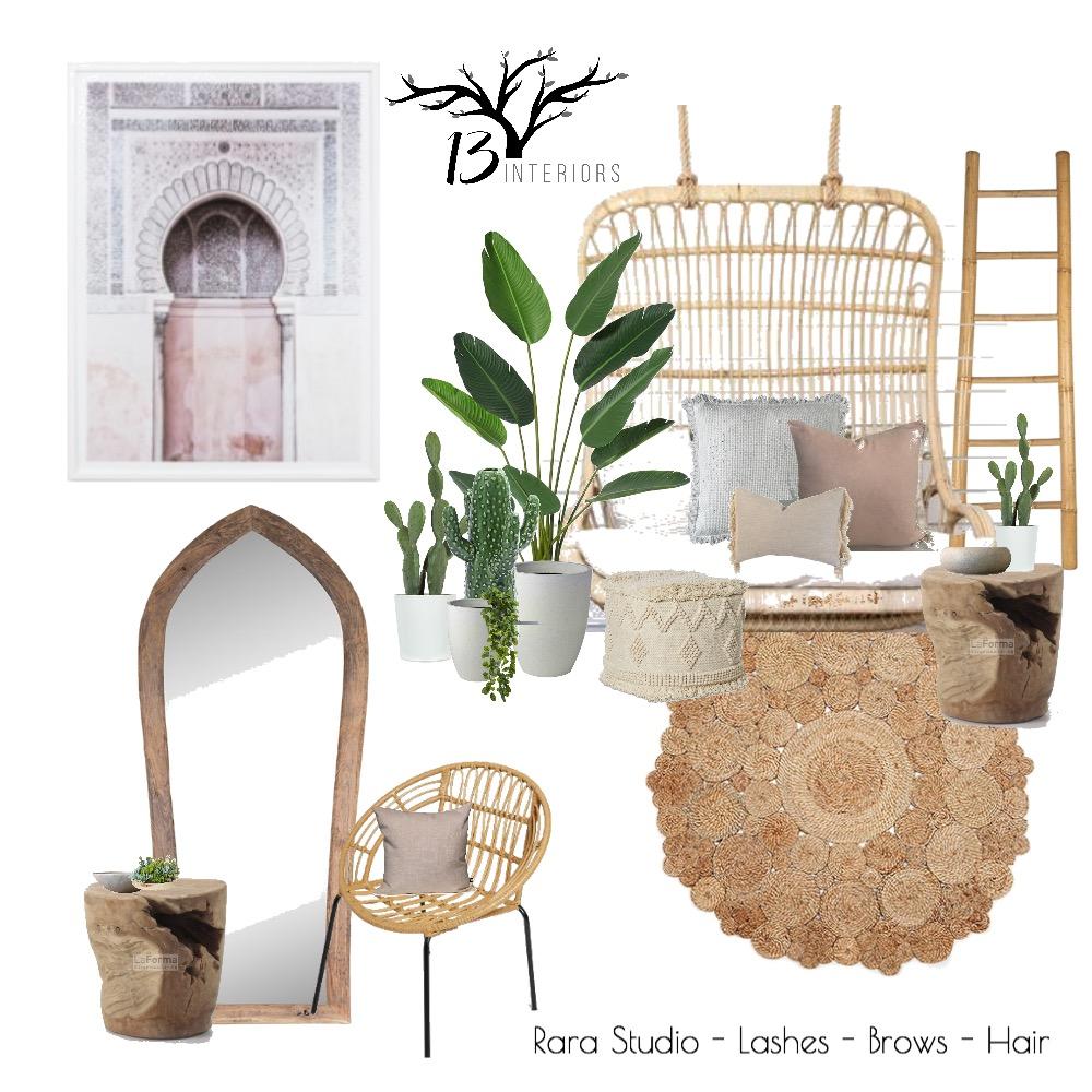 Lash Studio Mood Board by 13 Interiors on Style Sourcebook
