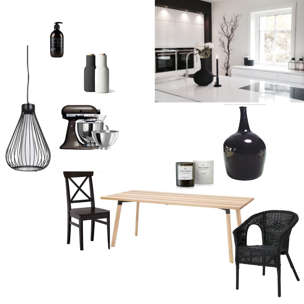 Dinning & Kitchen 2 Mood Board by Jessica_Z_W on Style Sourcebook