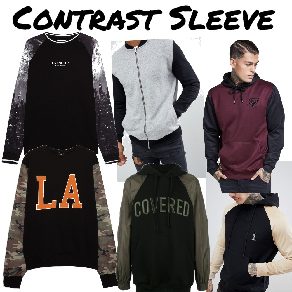 Contrast Sleeve Mood Board by snoobabsy on Style Sourcebook