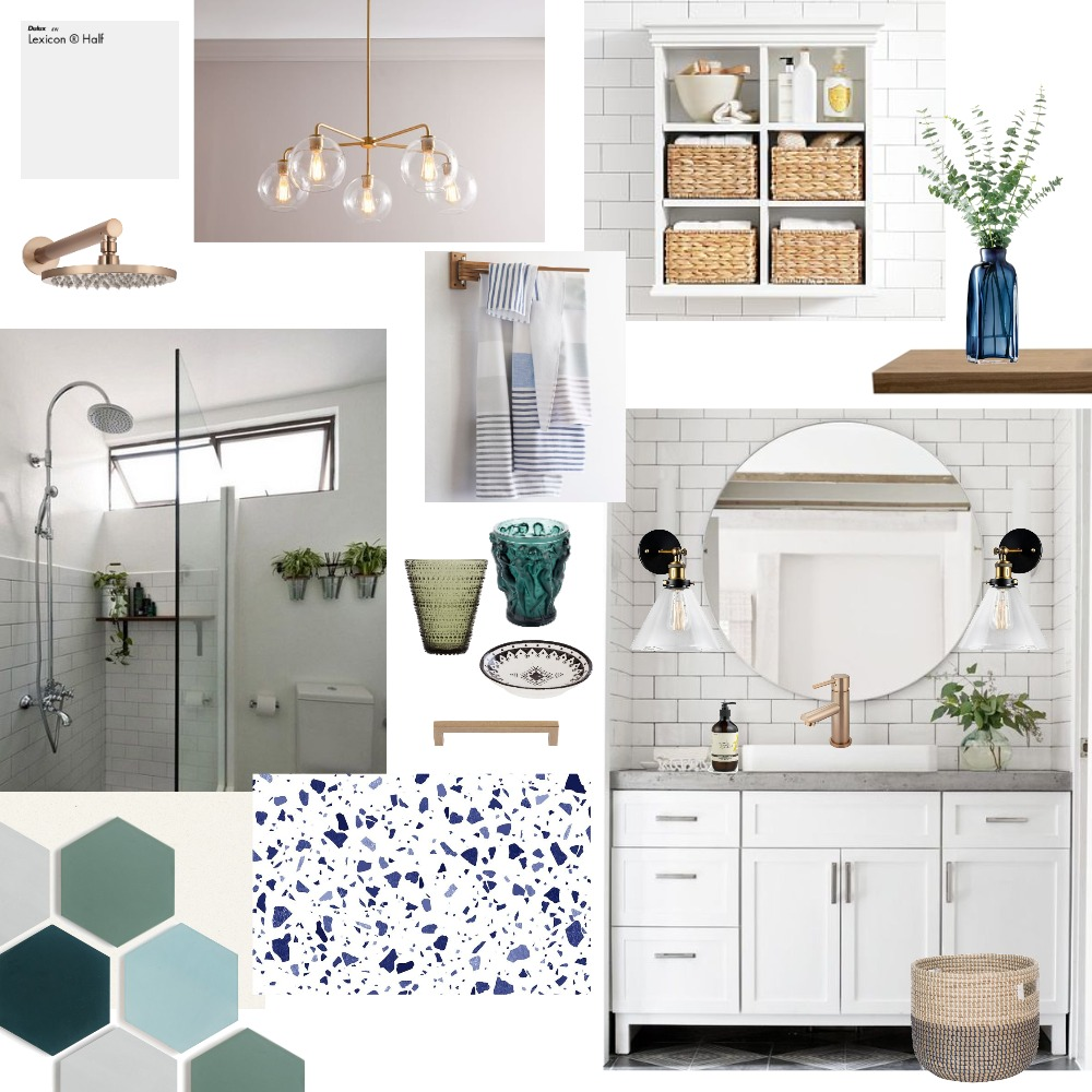 Bathroom 2 Mood Board by chrissiesoriano on Style Sourcebook