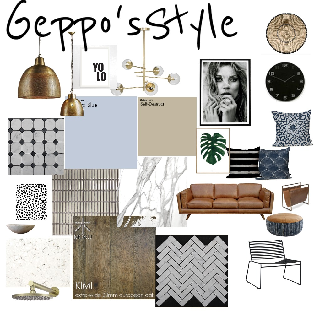 prima moodboard Interior Design Mood Board by geppobarile on Style Sourcebook
