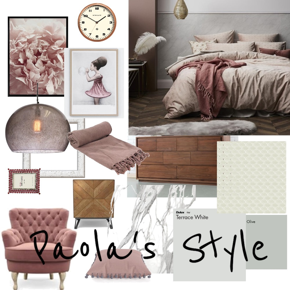 PAOLA Mood Board by geppobarile on Style Sourcebook