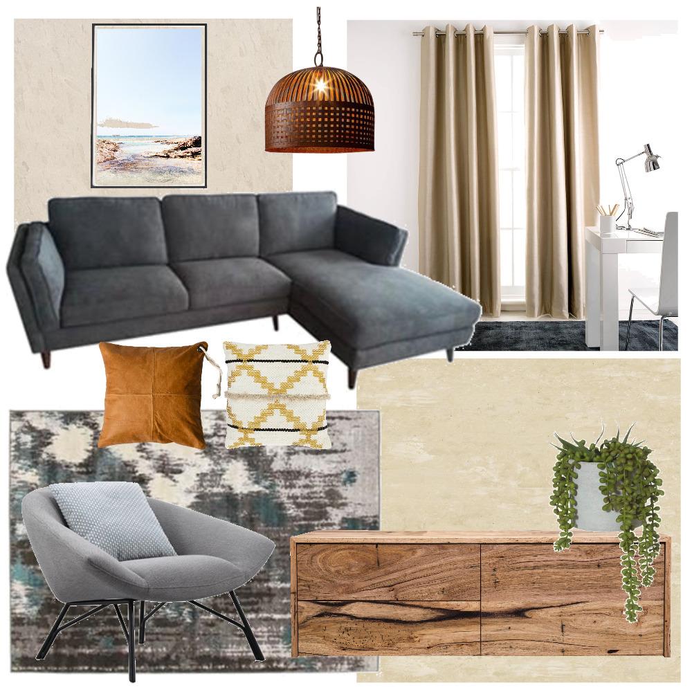 Ashbourne Living Room Interior Design Mood Board by Plush Design Interiors on Style Sourcebook