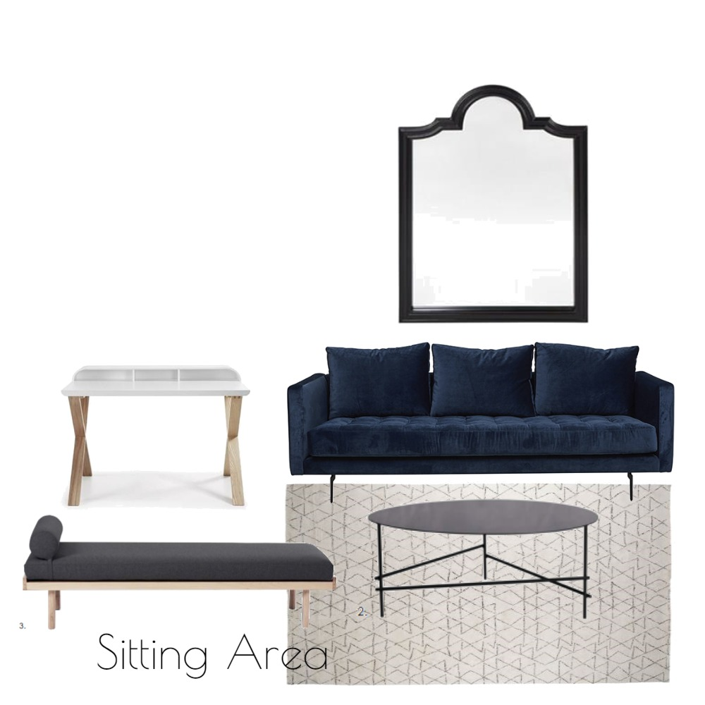 KINGSGROVE SITTING AREA Mood Board by Bates on Style Sourcebook