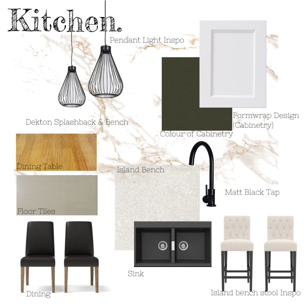 ABY - KITCHEN Mood Board by rubytalaj on Style Sourcebook