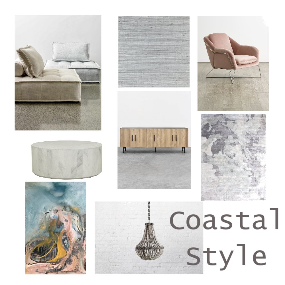 Coastal Style Mood Board by honorgrace on Style Sourcebook