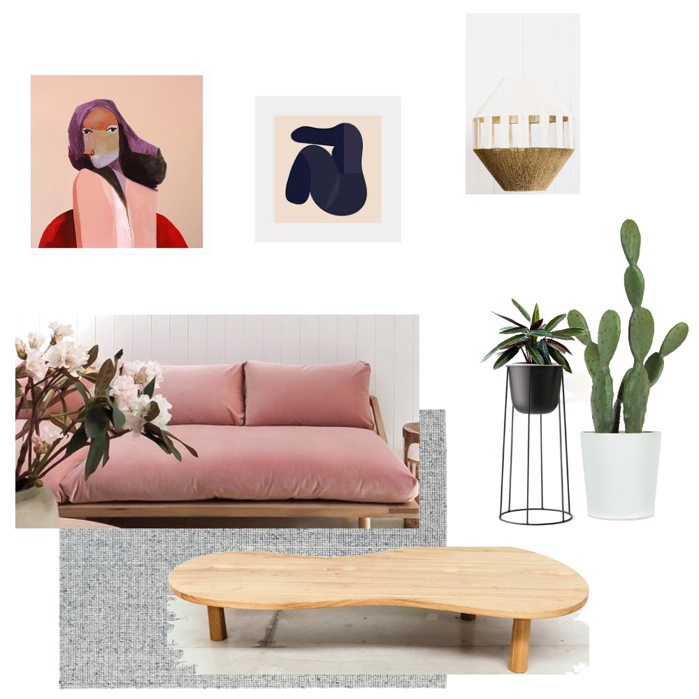 Living Room Mood Board by TheDesignSpace on Style Sourcebook