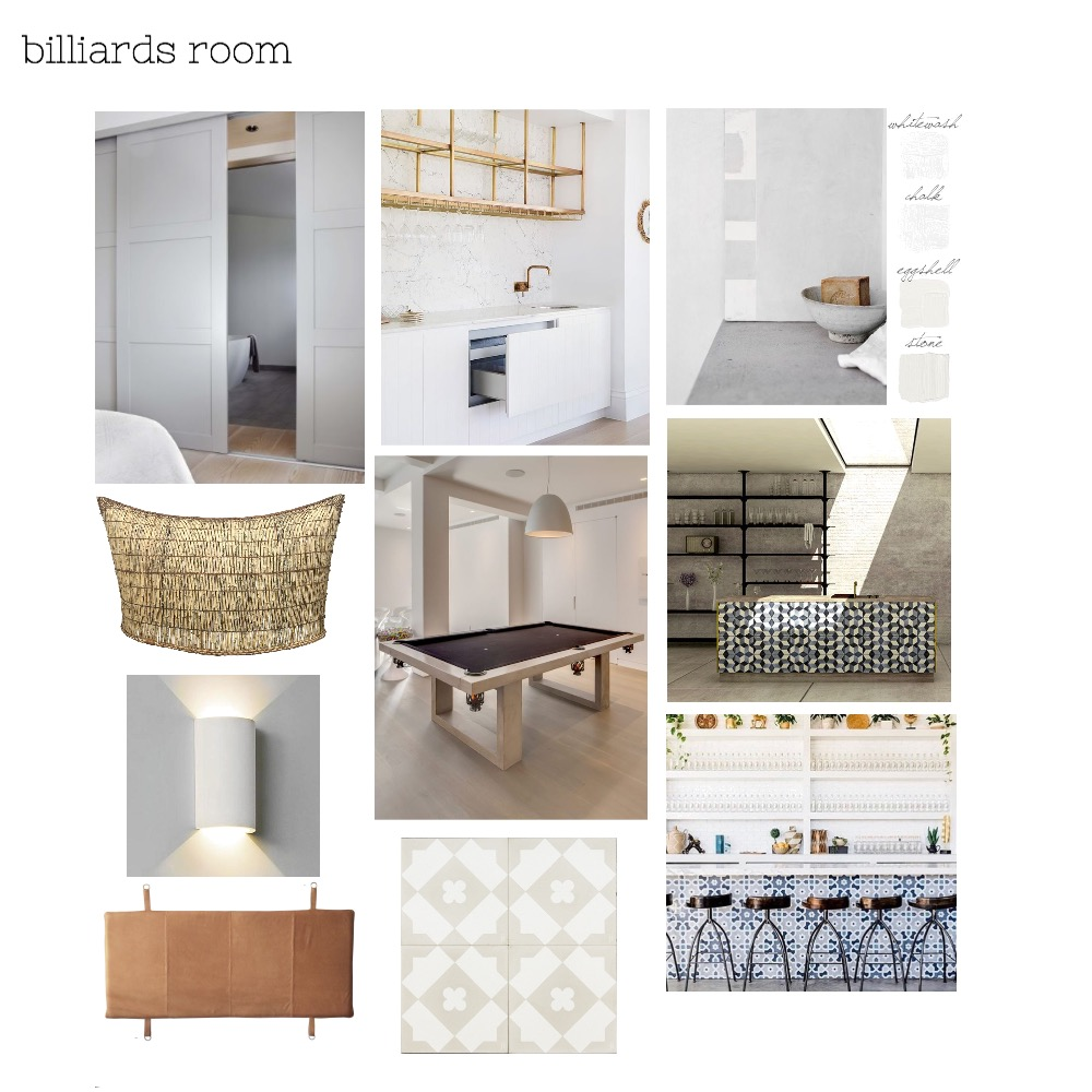 billiards room Mood Board by The Secret Room on Style Sourcebook