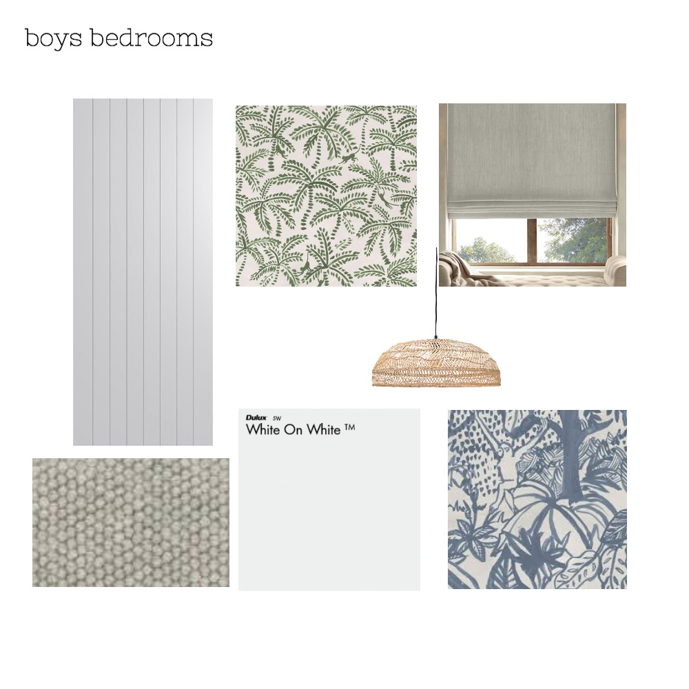boys bedrooms Mood Board by The Secret Room on Style Sourcebook