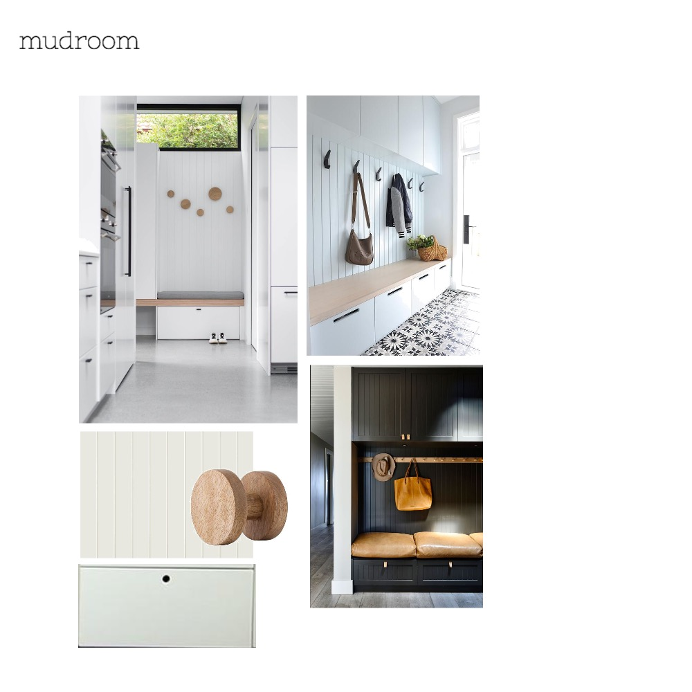 mudroom Mood Board by The Secret Room on Style Sourcebook