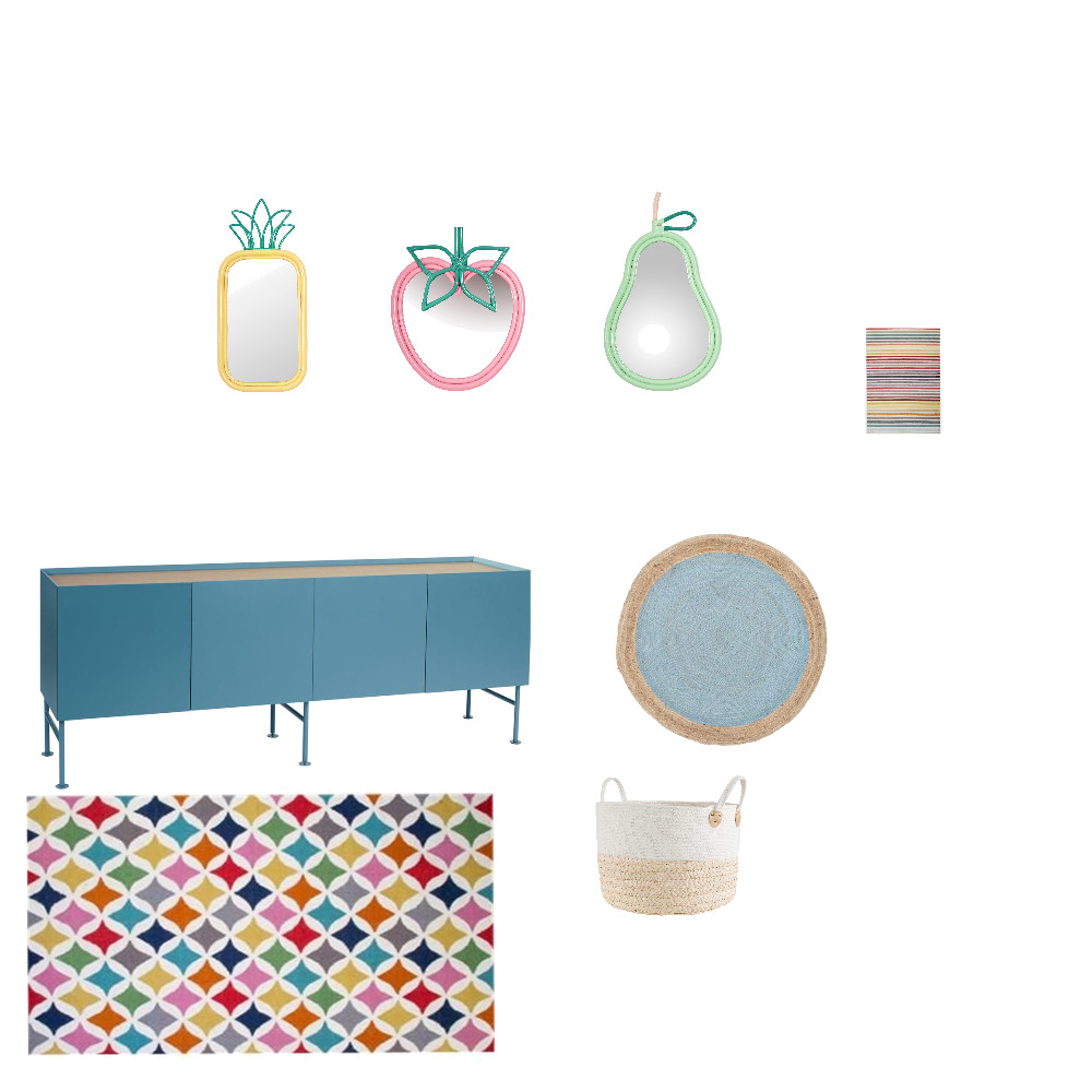 Kids playroom Mood Board by beecraft on Style Sourcebook