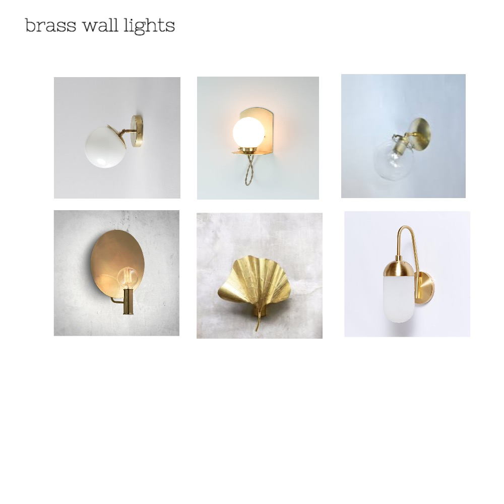 lighting Mood Board by The Secret Room on Style Sourcebook