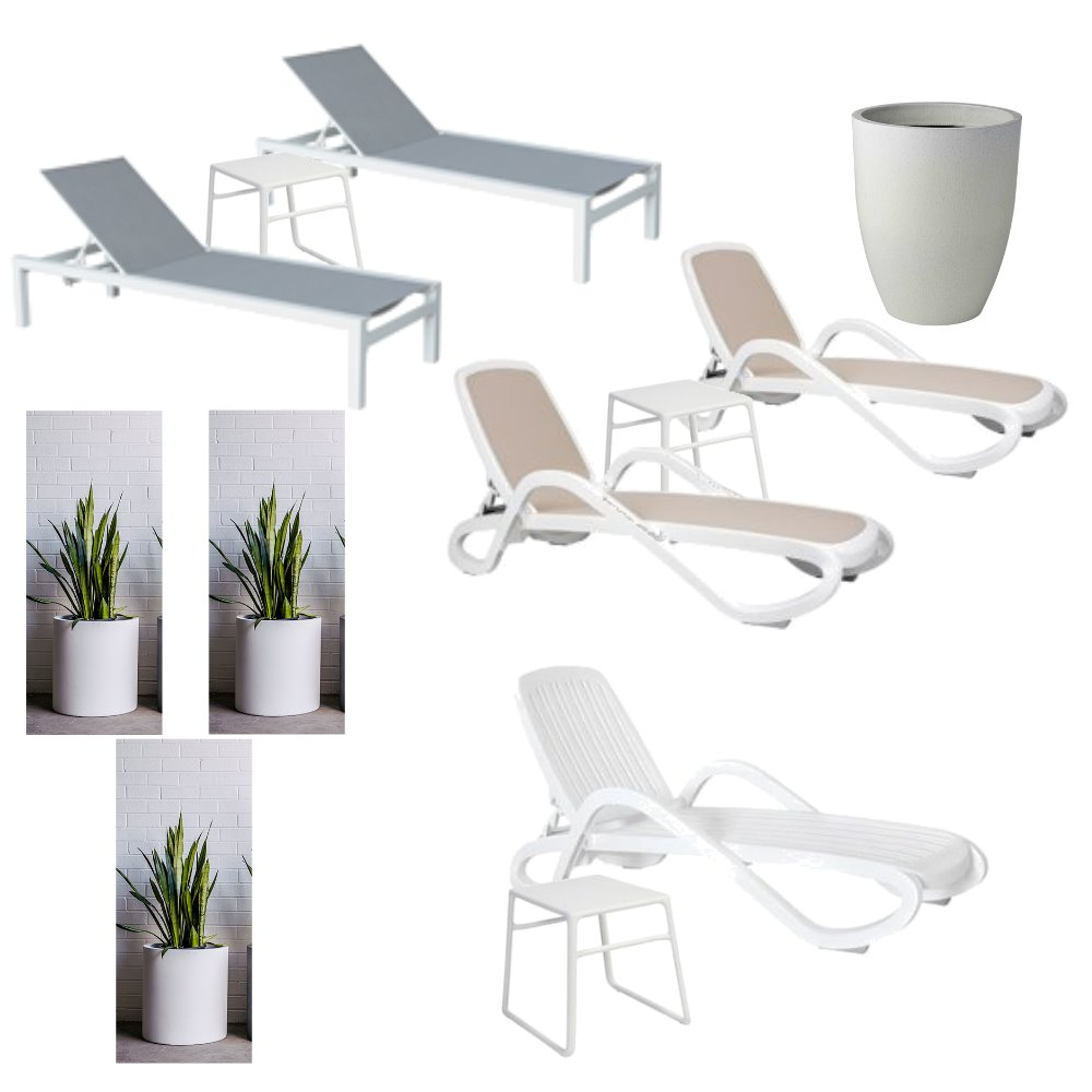 Sun Lounge Mood Board by Wedgetail on Style Sourcebook