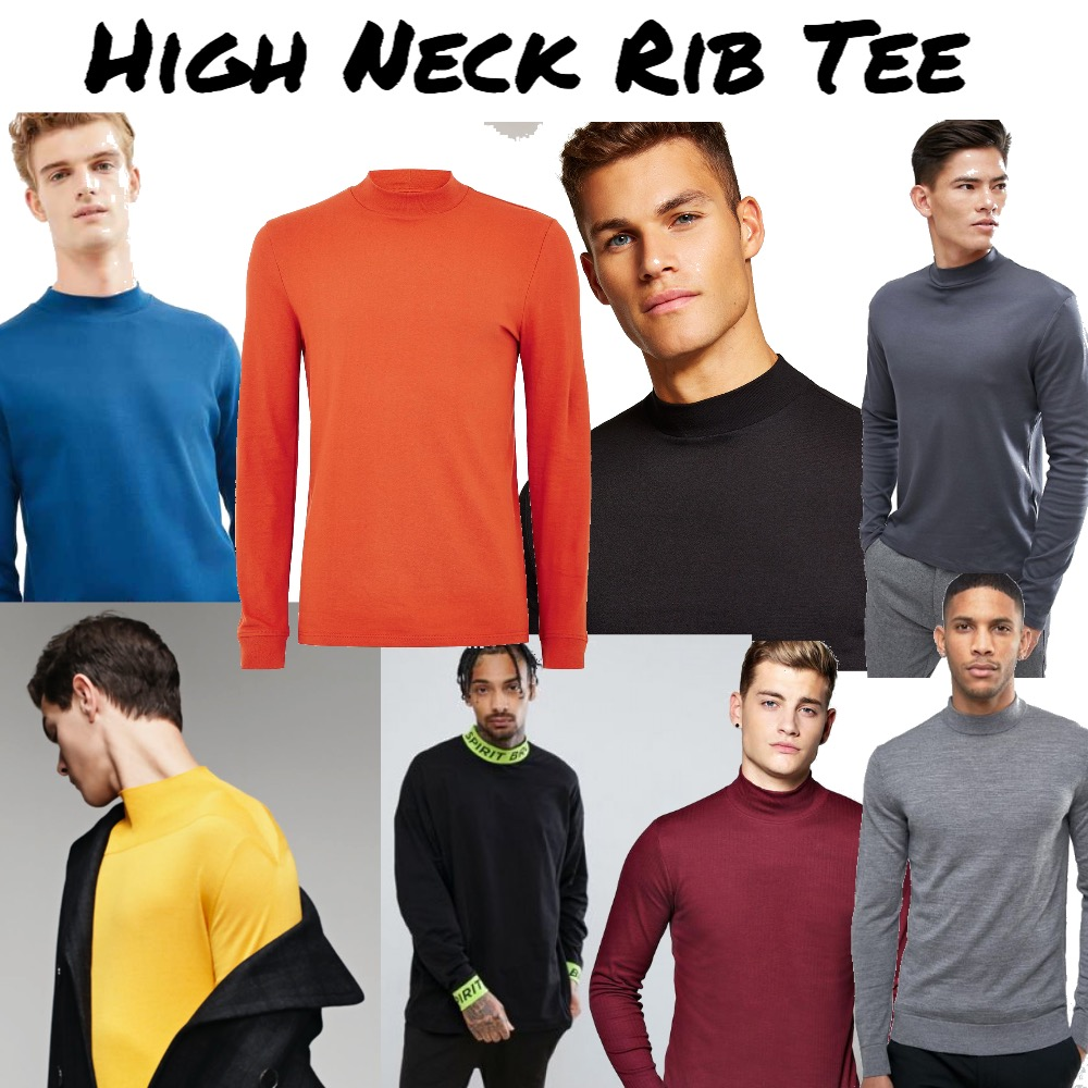 High Neck Rib Tee Mood Board by snoobabsy on Style Sourcebook