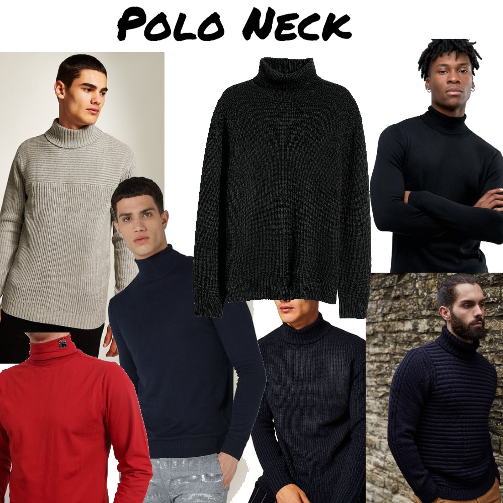 Polo Neck Mood Board by snoobabsy on Style Sourcebook