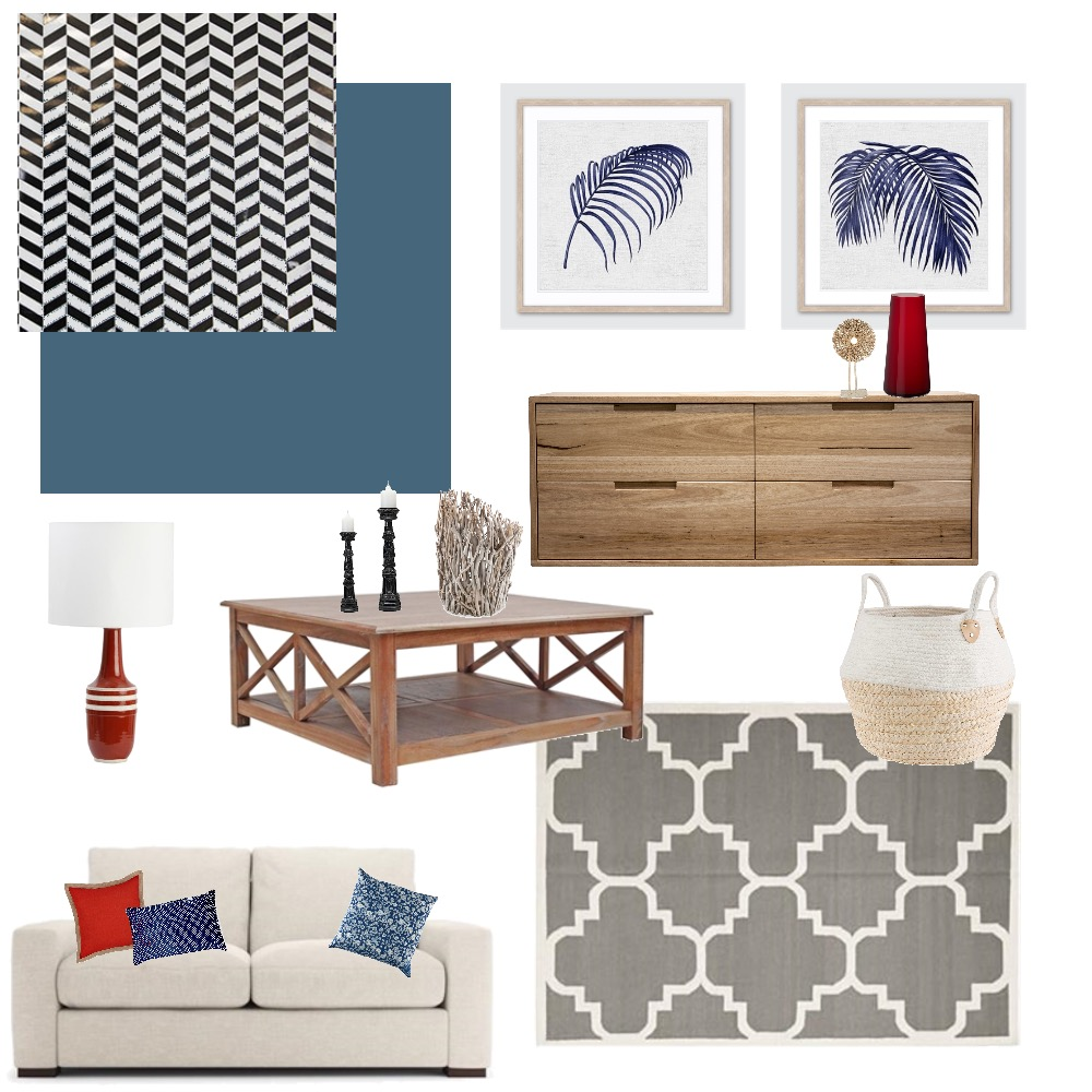 Emma's Loungeroom Mood Board by Sanderson Interiors on Style Sourcebook
