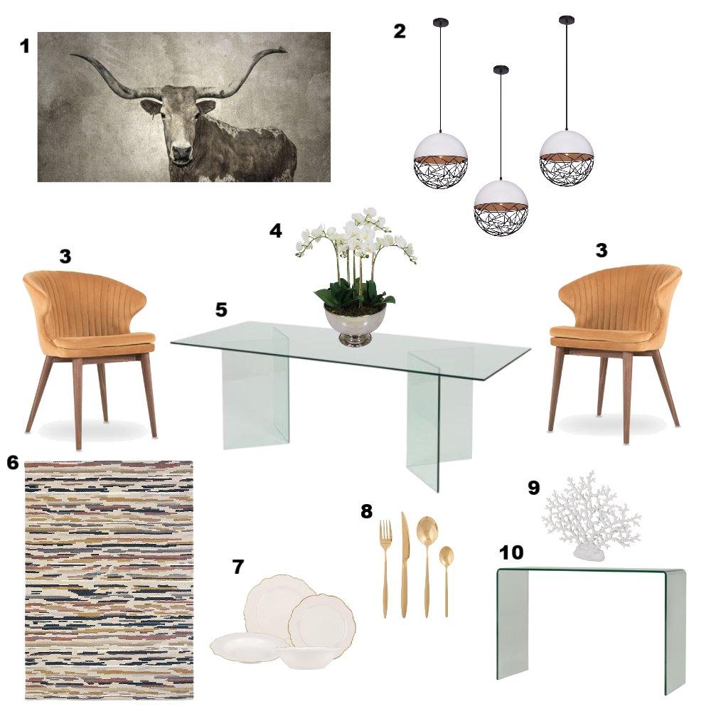 DINING ROOM Mood Board by Zamazulu on Style Sourcebook