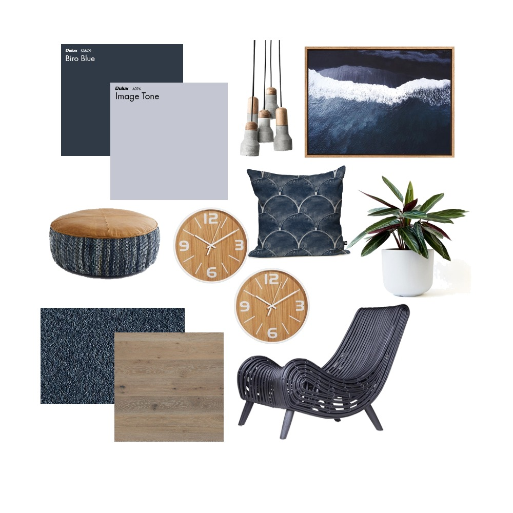 Dark Denim Mood Board by Choices Flooring on Style Sourcebook