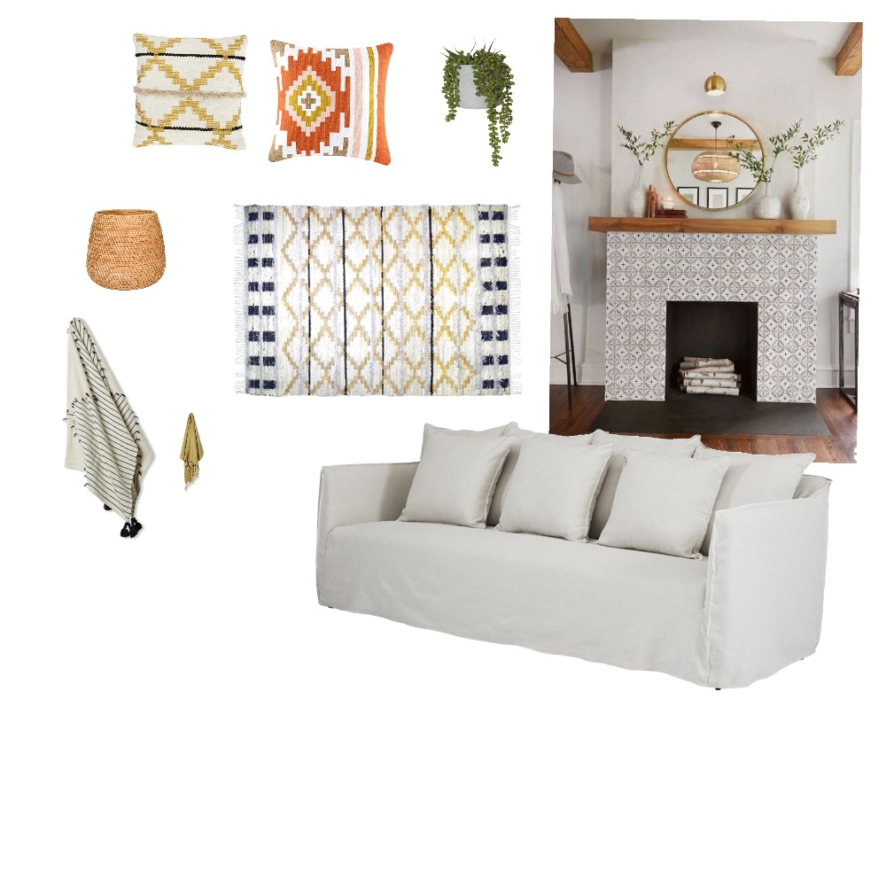 Fireplace Mood Board by Sharne on Style Sourcebook