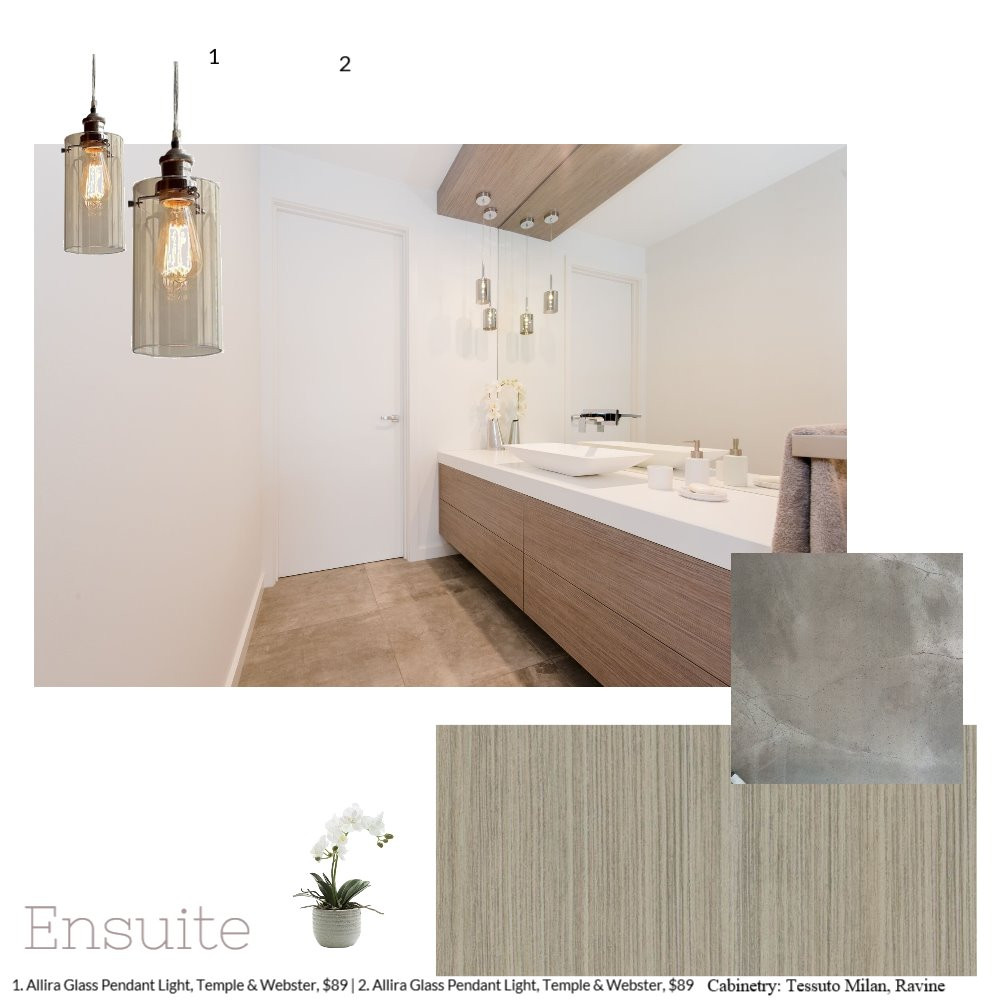 gormanns ensuite Mood Board by AM Interior Design on Style Sourcebook