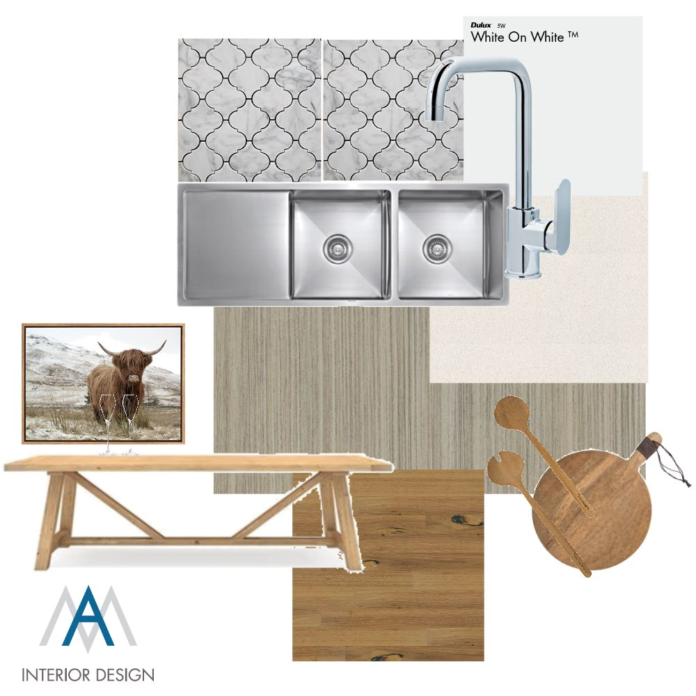 kitchen Mood Board by AM Interior Design on Style Sourcebook