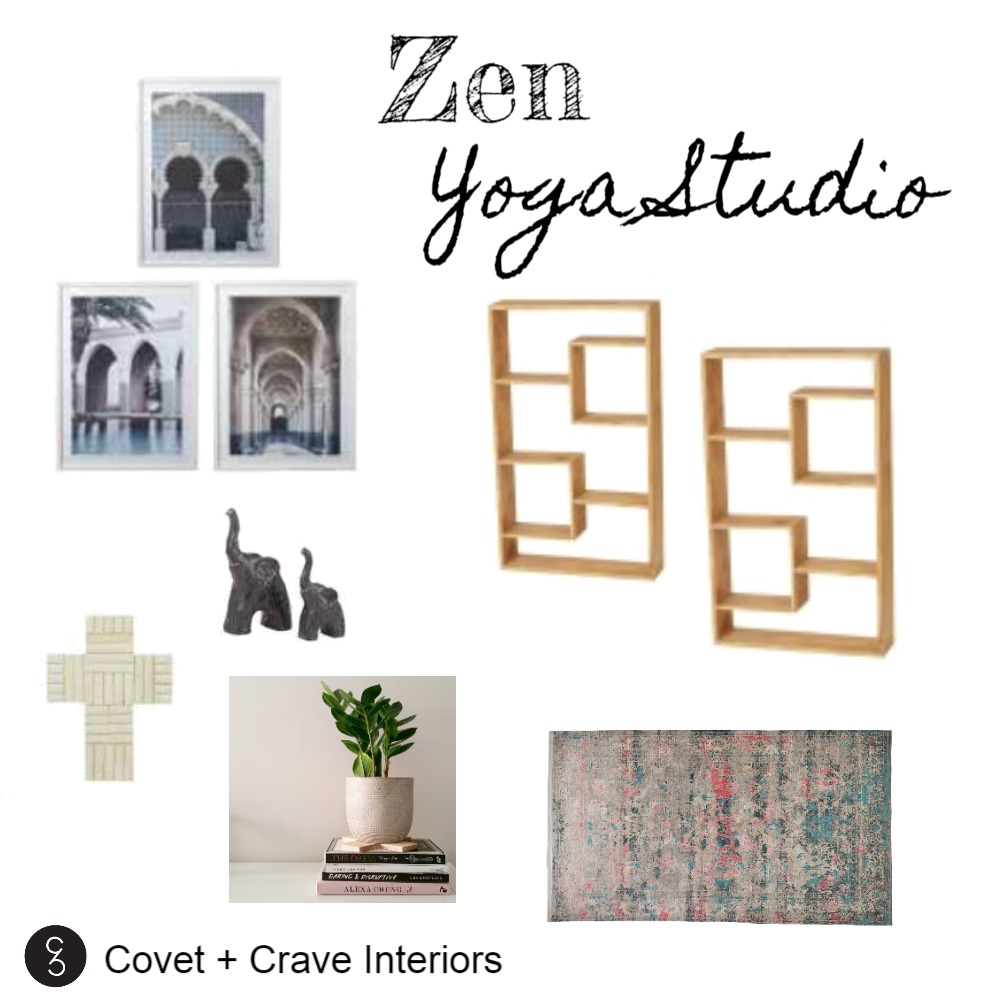 Zen Yoga Studio Mood Board by GeorgeieG43 on Style Sourcebook
