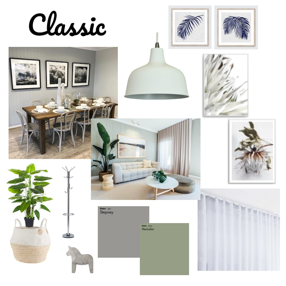 Classic Mood Board by Elise on Style Sourcebook