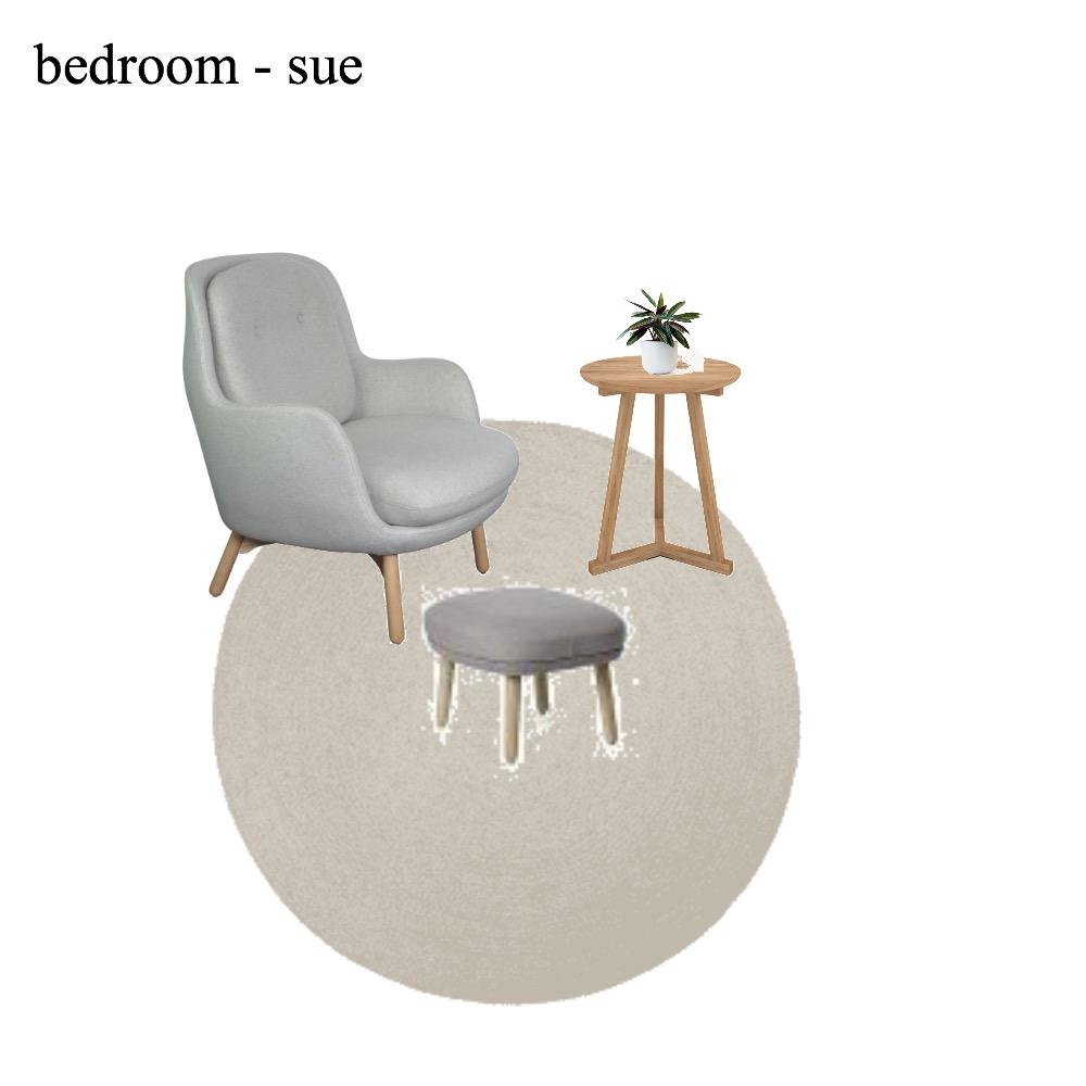 bedroom sue Mood Board by The Secret Room on Style Sourcebook